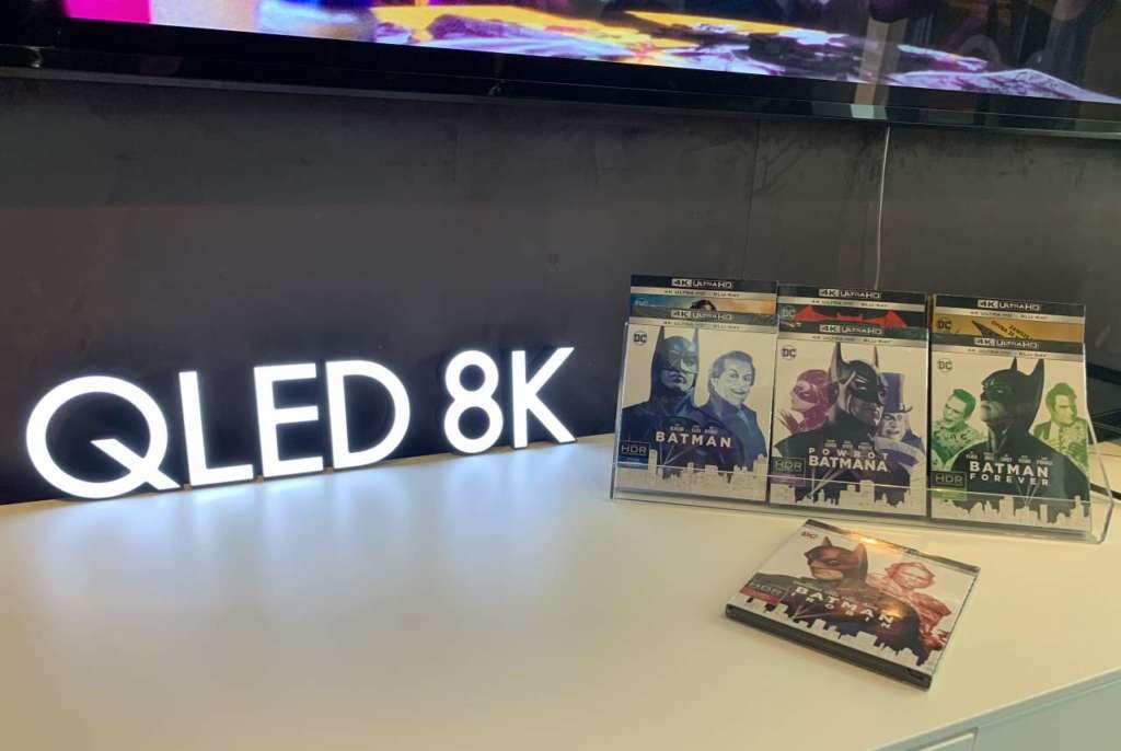 Batman 80 lat  Relacja z premiery 4K UHD Blu-ray - HDTVPolska