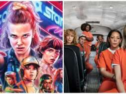 Co nowego lipiec 2019 Netflix Stranger Things Orange is the New Black