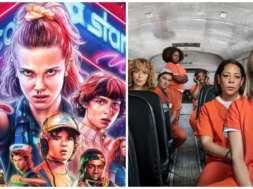 Co nowego lipiec 2019 Netflix Stranger Things Orange is the New Black
