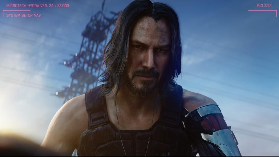 Cyberpunk 2077: Keanu Reeves w grze CD Projekt RED. Wiemy, kiedy premiera