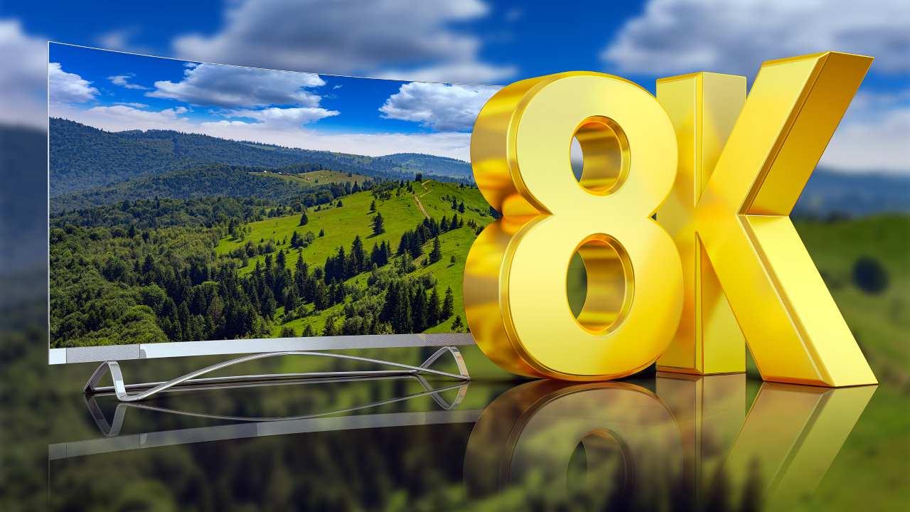 Przesycony rynek 4K to duża szansa dla 8K TV