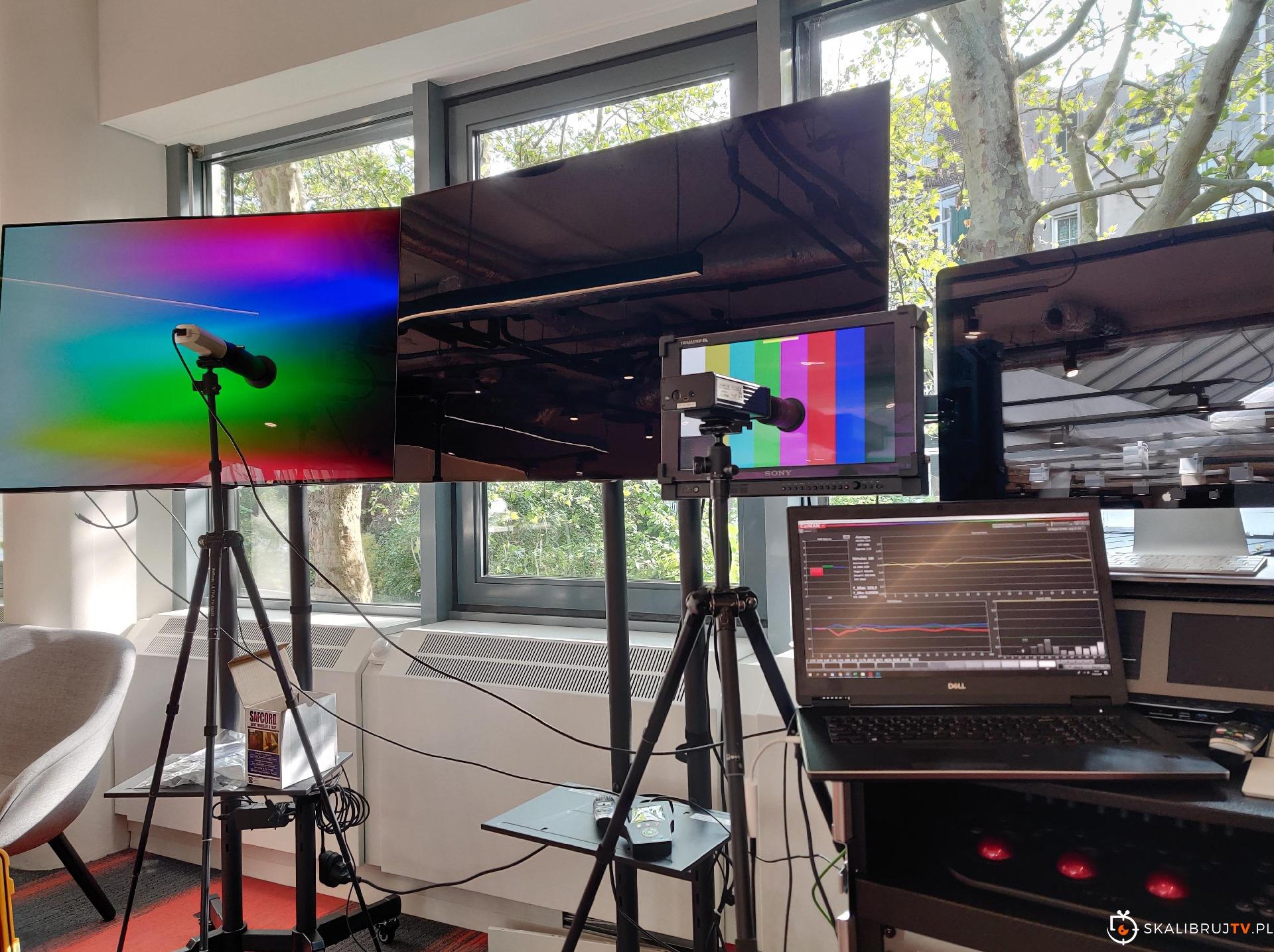 Nasza kalibracja telewizorów dla Netflix | SkalibrujTV.pl