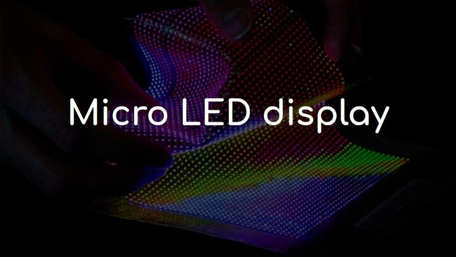 MicroLED TV potrzebuje jeszcze czasu, aby wejść na rynek