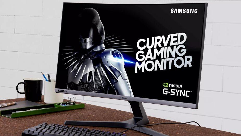 Samsung CRG5: pierwszy monitor firmy z NVIDIA G-Sync