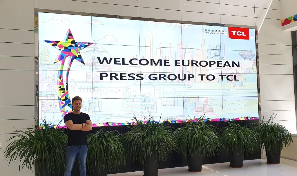 Wizyta w Chinach w fabryce TCL – relacja