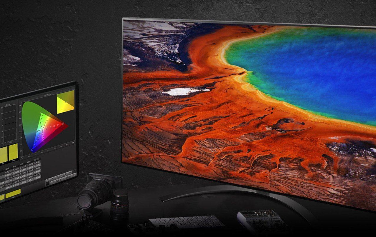Dobra klasa średnia NanoCell TV 4K LG SM8600 | TEST |