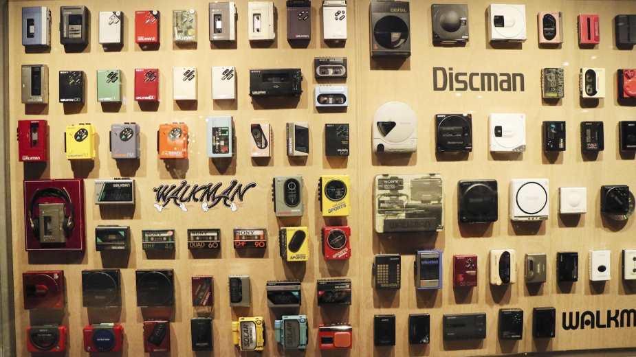 Walkman kończy 40 lat – Sony stworzyło ogromny mural