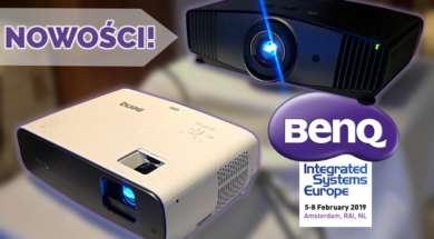 Test BenQ W2700 W5700