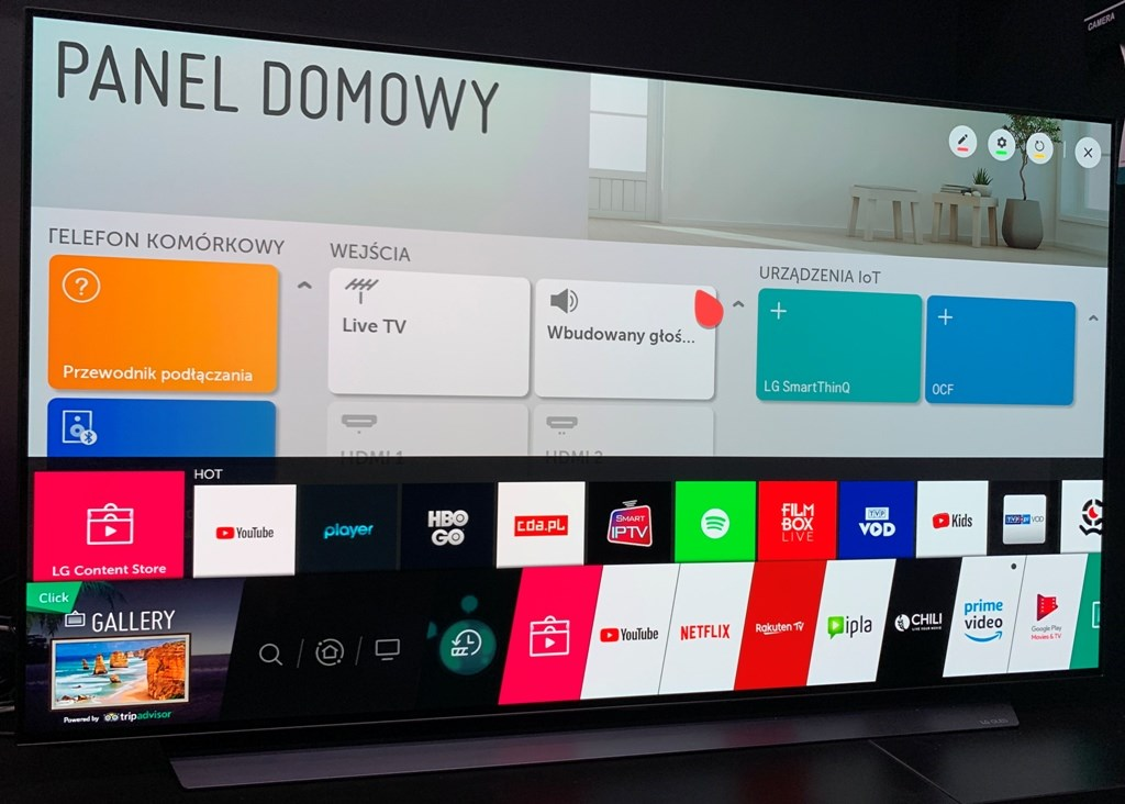 test lg tv webos 2019 airplay 2 apple