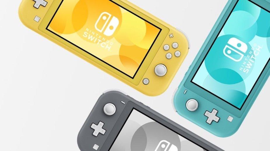 Nintendo Switch Lite – tańsza konsola do gry przenośnej