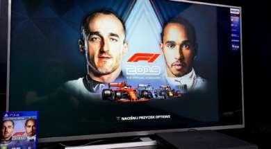 Recenzja test F1 2019 4K HDR