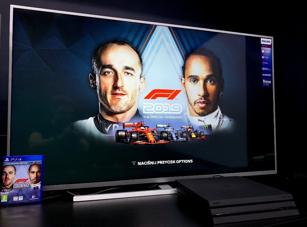Testujemy nowe F1 2019 w 4K HDR na konsole i PC