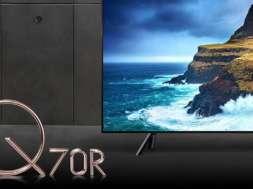 Test Samsung QLED Q70R