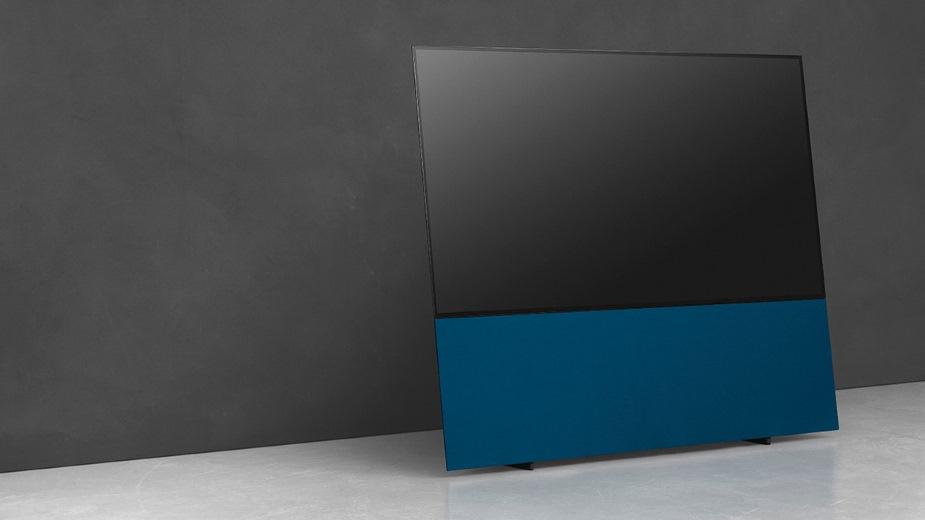 Canvas Audiostand – stojak z systemem audio dla LG OLED B i C