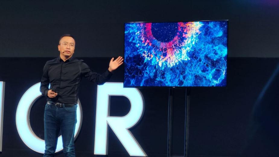Honor Vision – Smart TV z Huawei Harmony OS