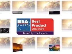 Nagrody EISA 2019 2020 przyznane 2