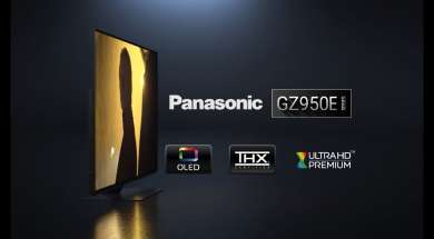 Test Panasonic OLED GZ950