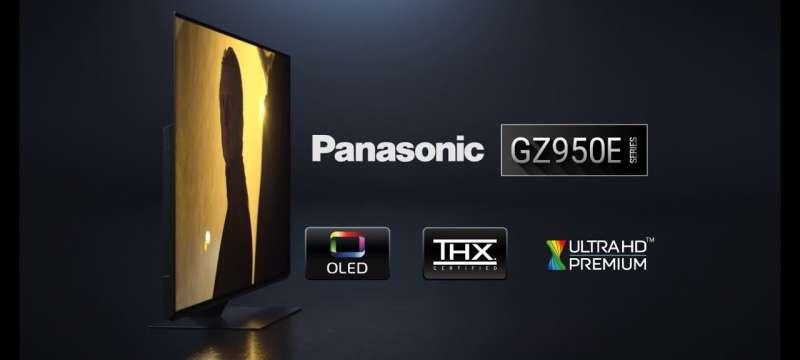 Test Panasonic OLED GZ950