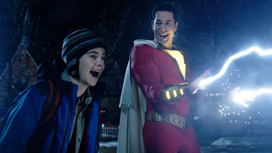 Shazam! – premiera 4K UHD Blu-ray / Blu-ray 14 sierpnia