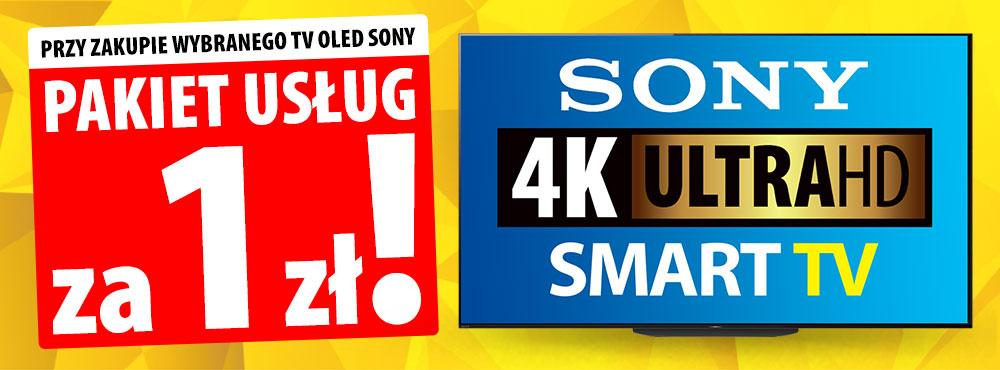 Sony oled promocja