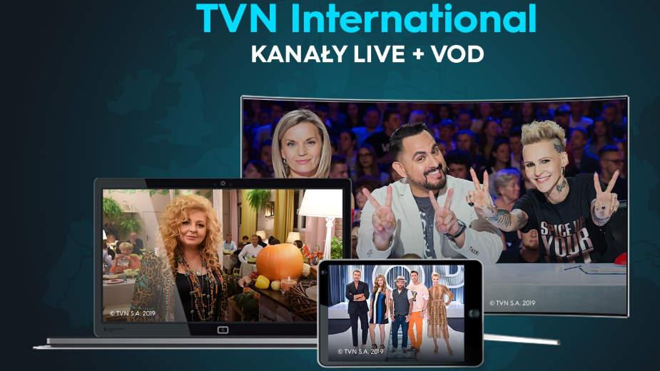 Player.pl – więcej obsługiwanych krajów oraz seriale w TVN International
