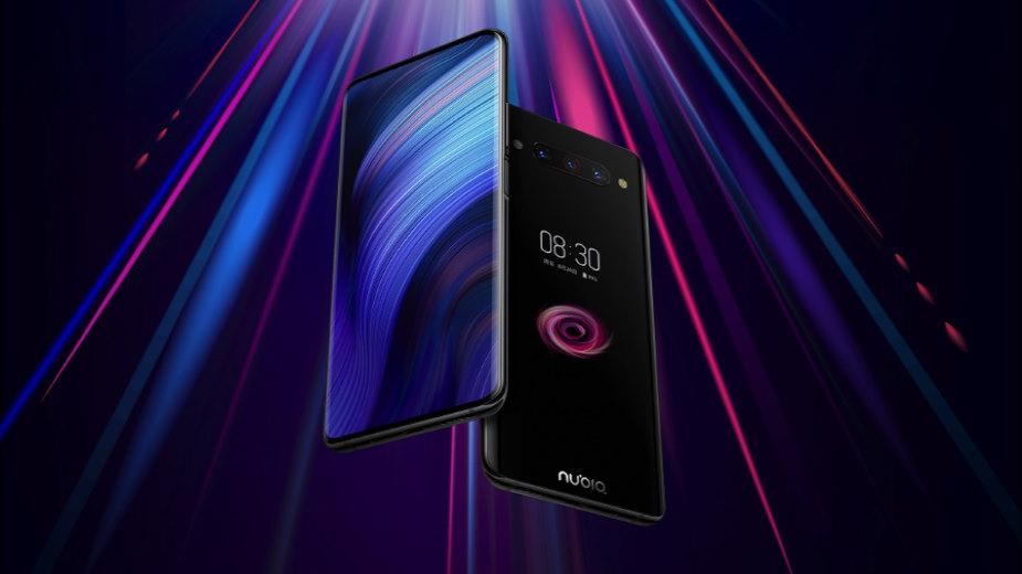 Smartfon ZTE Nubia Z20 – dwa ekrany OLED, nagrywanie wideo 8K