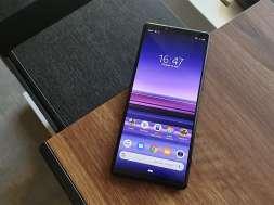 Xperia 1 – pierwszy smartfon 4K 21:9 OLED HDR. Siódme niebo kinomaniaków