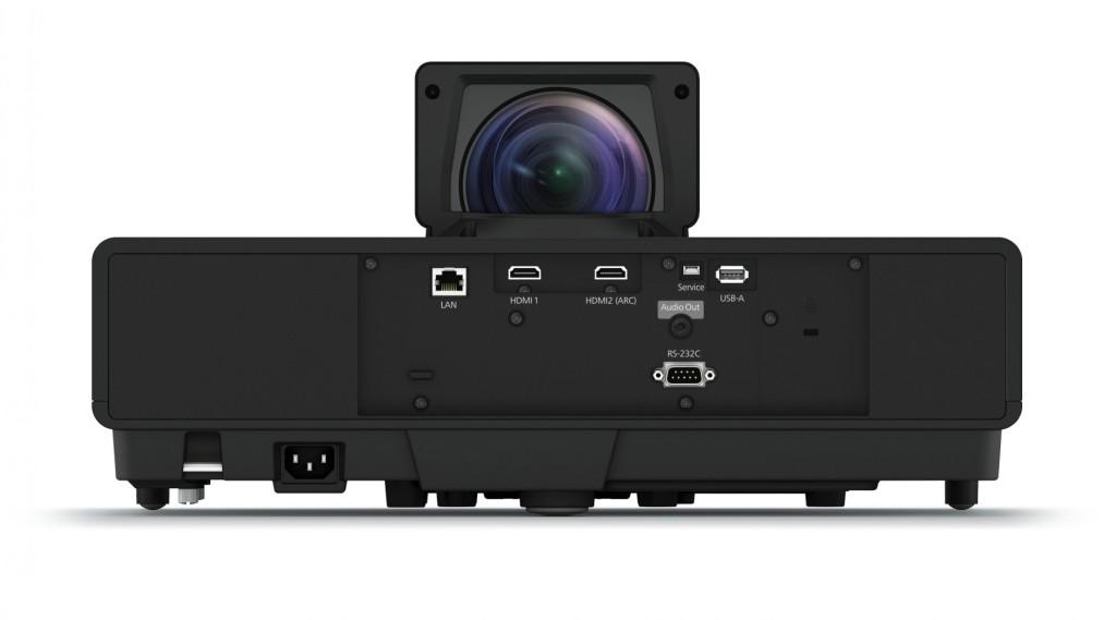 Alternatywa dla telewizora: projektory Epson 4K o ultrakrótkim rzucie