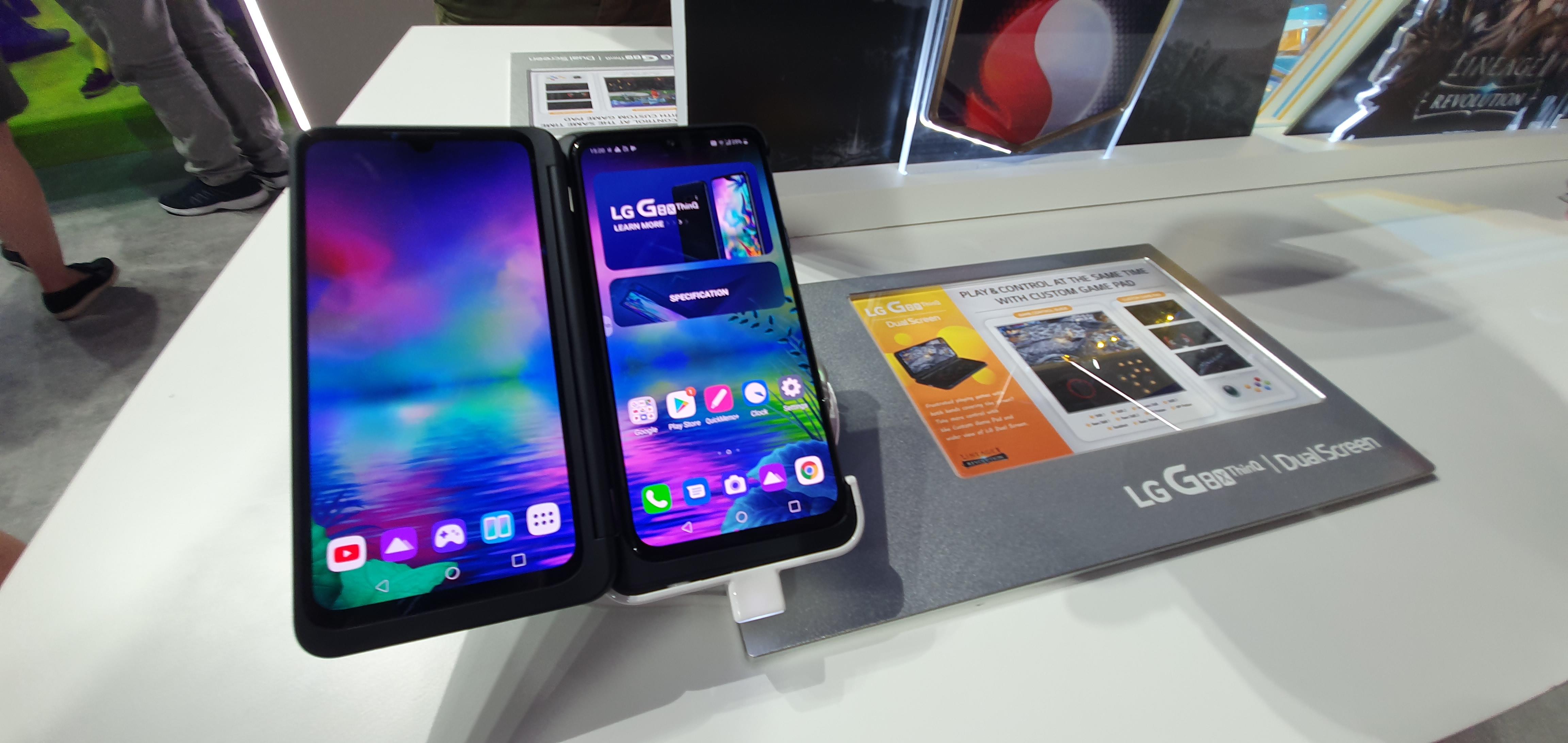 LG G8X ThinQ: doczepiany ekran odpowiedzią na elastyczne panele w smartfonach