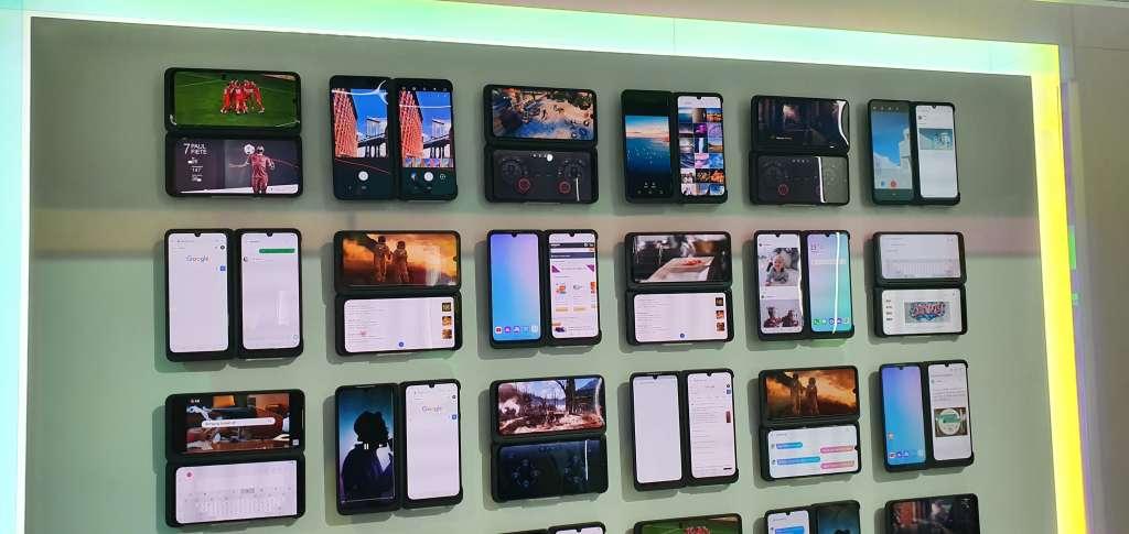 G8X ThinQ: doczepiany ekran odpowiedzią LG ne elastyczne panele w smartfonach