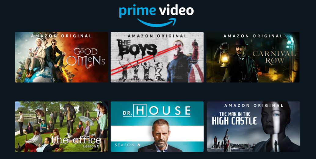 Amazon Prime Video: nowości na wrzesień 2019