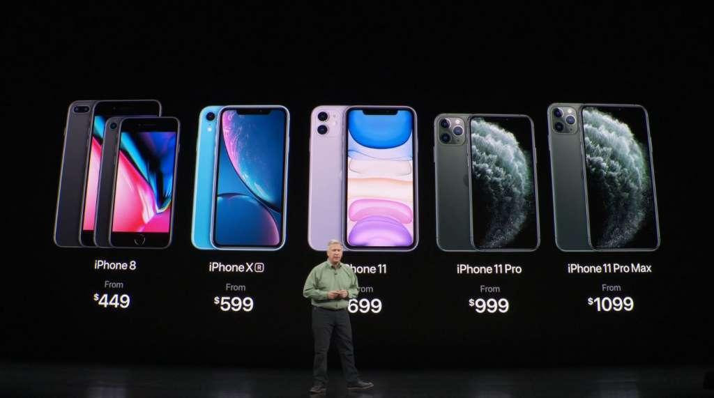Konferencja Apple: oto iPhone 11 oraz iPhone 11 Pro i Pro Max