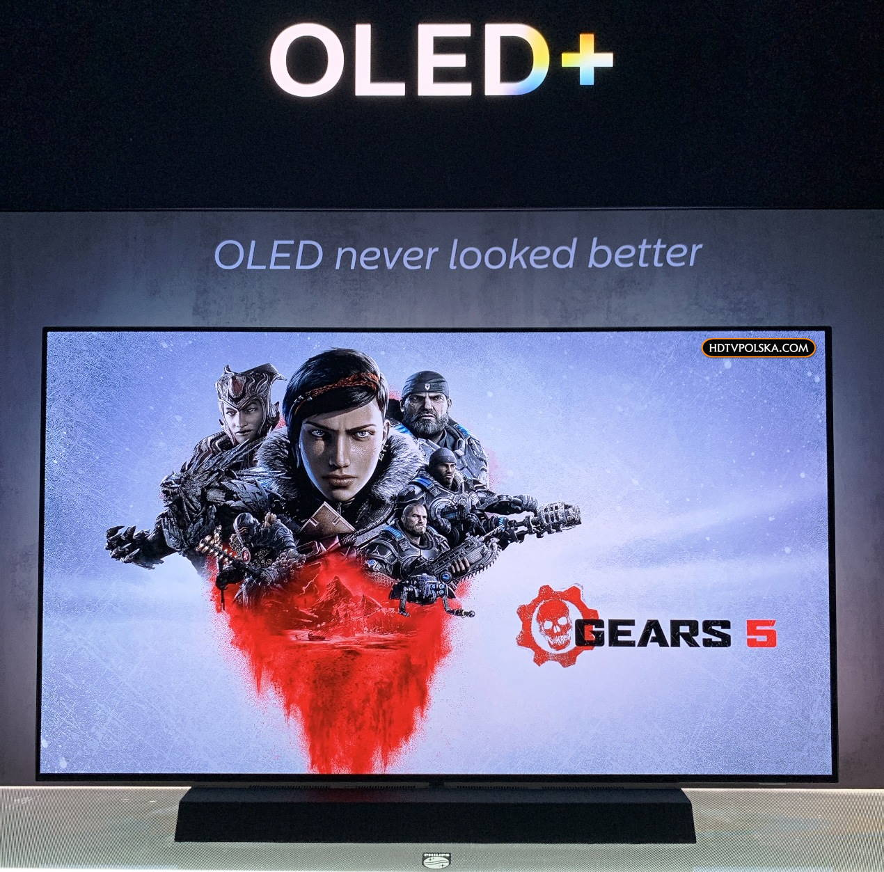 OLED+ 934 Philips Bowers & Wilkins