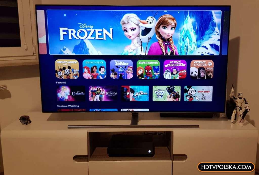 W przyszłości dzieci mogą wybrać Disney+ zamiast tradycyjnej telewizji