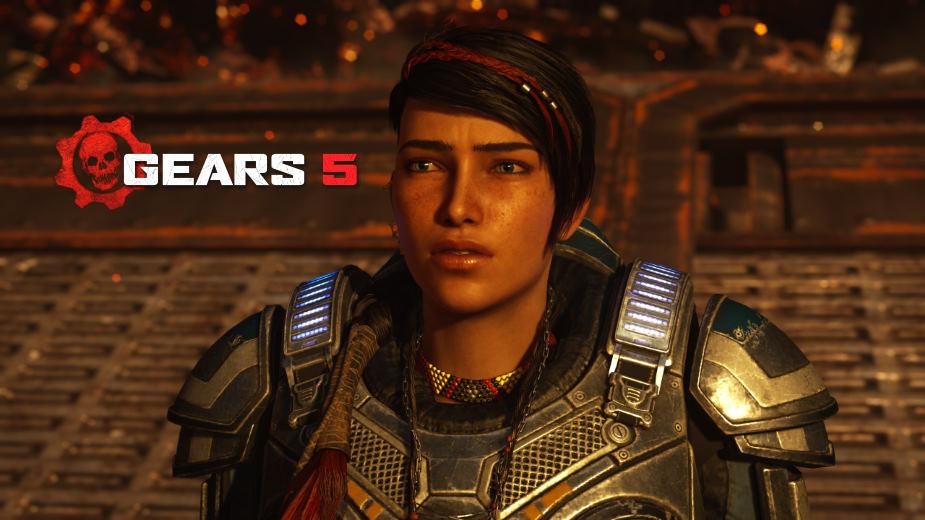 Gears 5 | RECENZJA | Xbox One + PC 4K HDR | Seria wrzuca piąty bieg!