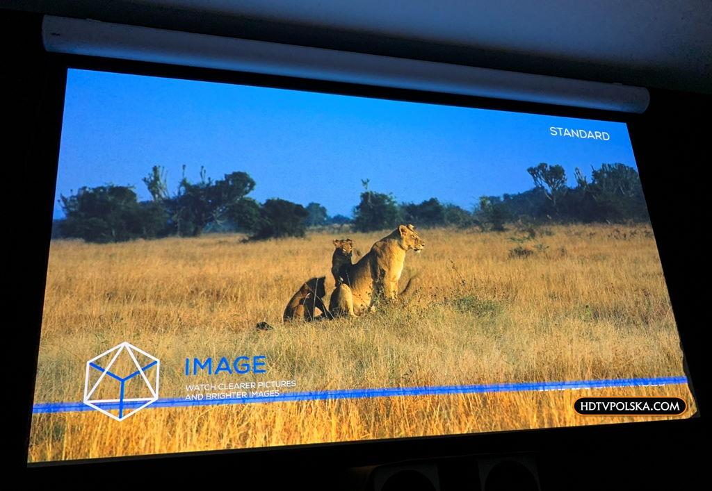 IMAX Enhanced Sony Bravia projektory 2
