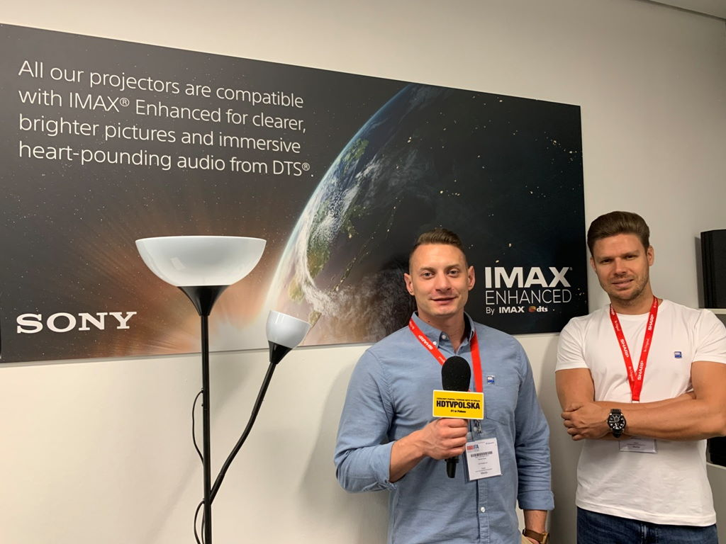 IMAX Enhanced Sony Bravia projektory 4