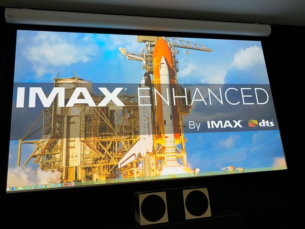 IMAX Enhanced Sony Bravia projektory 5