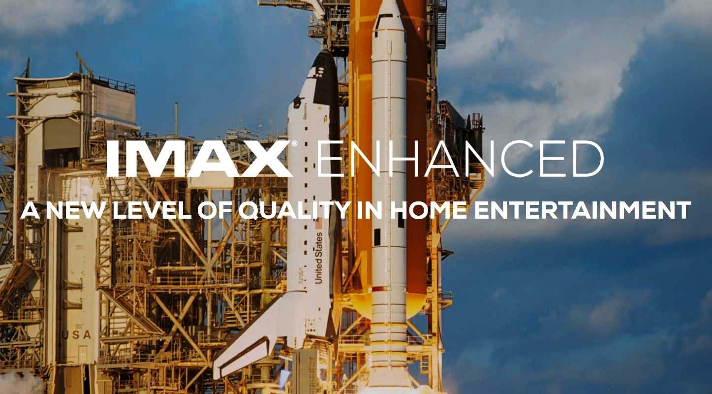 IMAX Enhanced na TV i projektorach Sony – wszystko, co wiemy