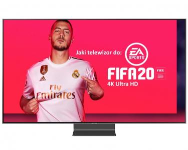 Jaki telewizor kupić wybrać do FIFA 20 test