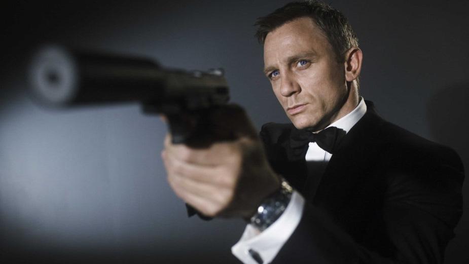 James Bond: kolekcja filmów 4K UHD Blu-ray z Danielem Craigiem!