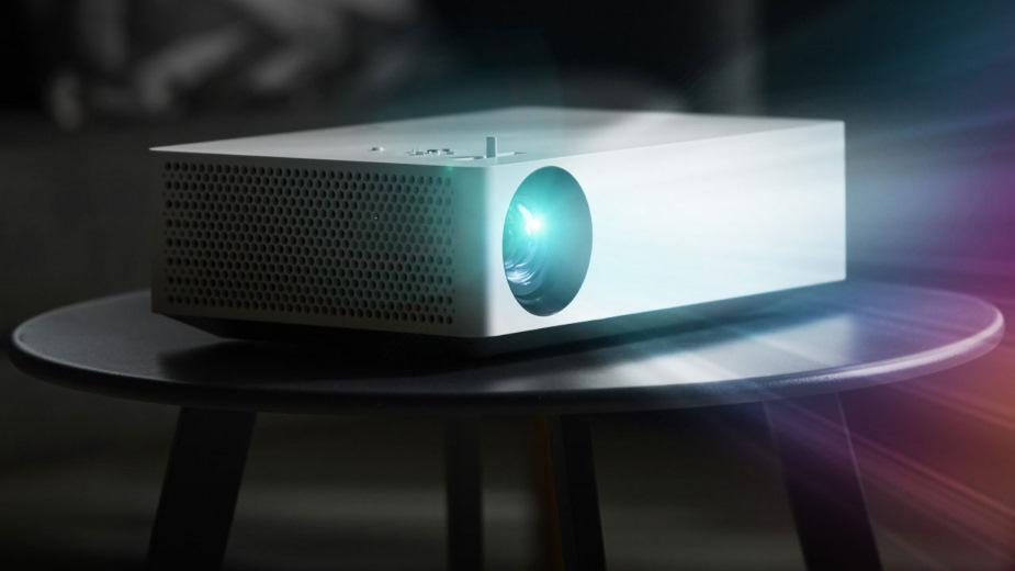 LG HU70LA CineBeam – projektor 4K HDR tańszy niż OLED