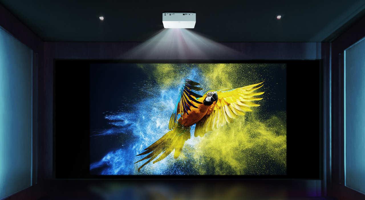 projektor lg 4k
