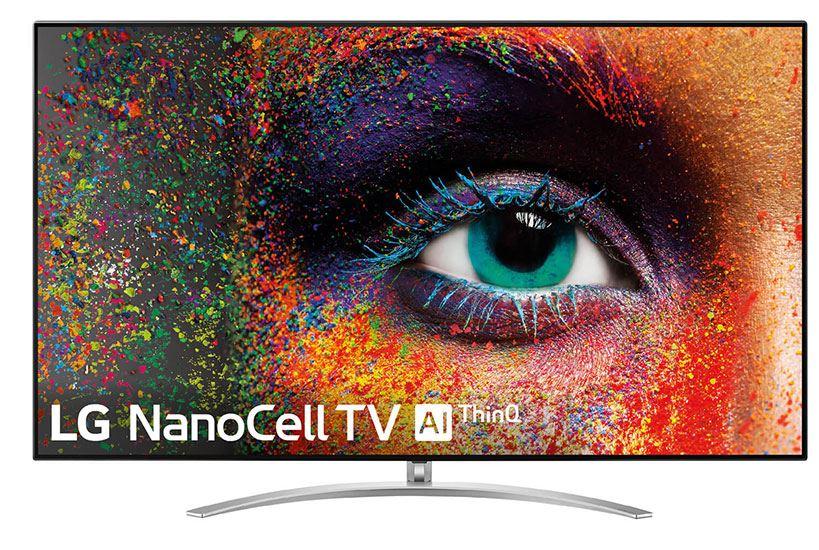 LG SM8600 przegląd tv