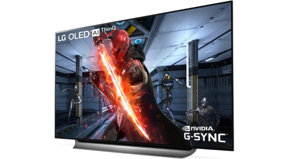 LG wprowadza obsługę NVIDIA G-Sync do OLED TV z 2019!