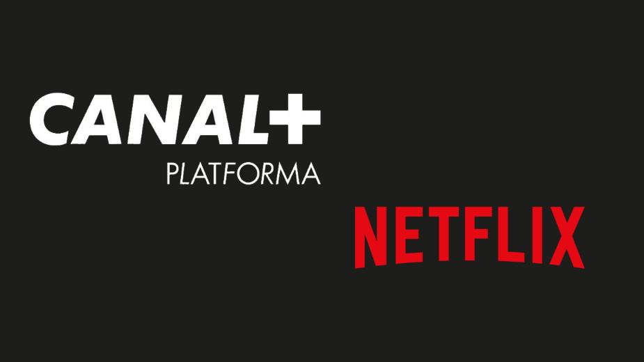 Netflix w pakiecie z CANAL+ w Polsce!