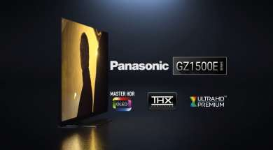 Panasonic OLED GZ1500 OLED test 4