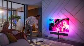 Philips OLED+984 Bowers & Wilkins | TEST | Takiego telewizora jeszcze nie było!