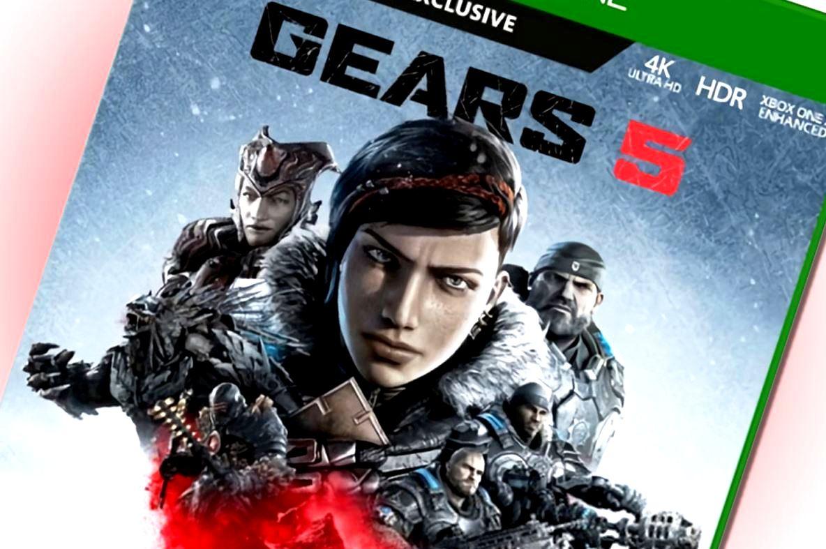 Dziś premiera gry Gears 5 na Xbox One i PC