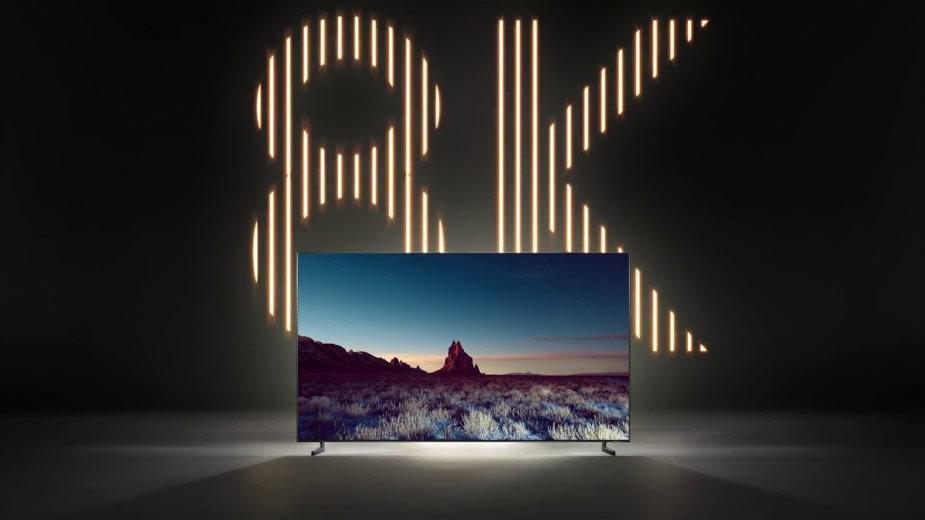 Samsung: specyfikacja telewizorów 8K gotowa